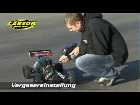 D-Edition TV präsentiert Ersteschritte Benzin Cars