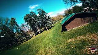 FPV Park flying on a beautiful day part2