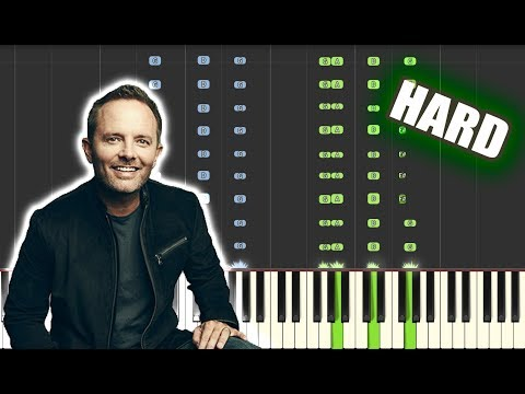 How Great Is Our God - Chris Tomlin   HARD PIANO TUTORIAL by Betacustic