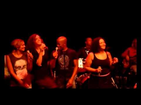 Miss Soulange - RESPECT ( LIVE @ Club Dauphine)