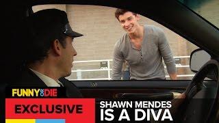 Shawn Mendes Is A Diva - dooclip.me