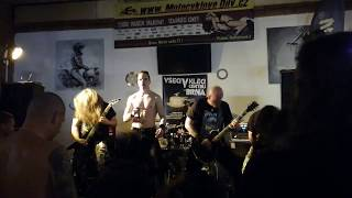 Video Bloody Obsession - Intolerant Tour 2017 Brno