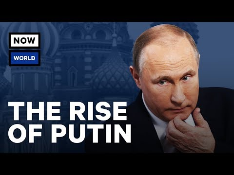 Vladimir Putin's Rise to Power | NowThis World