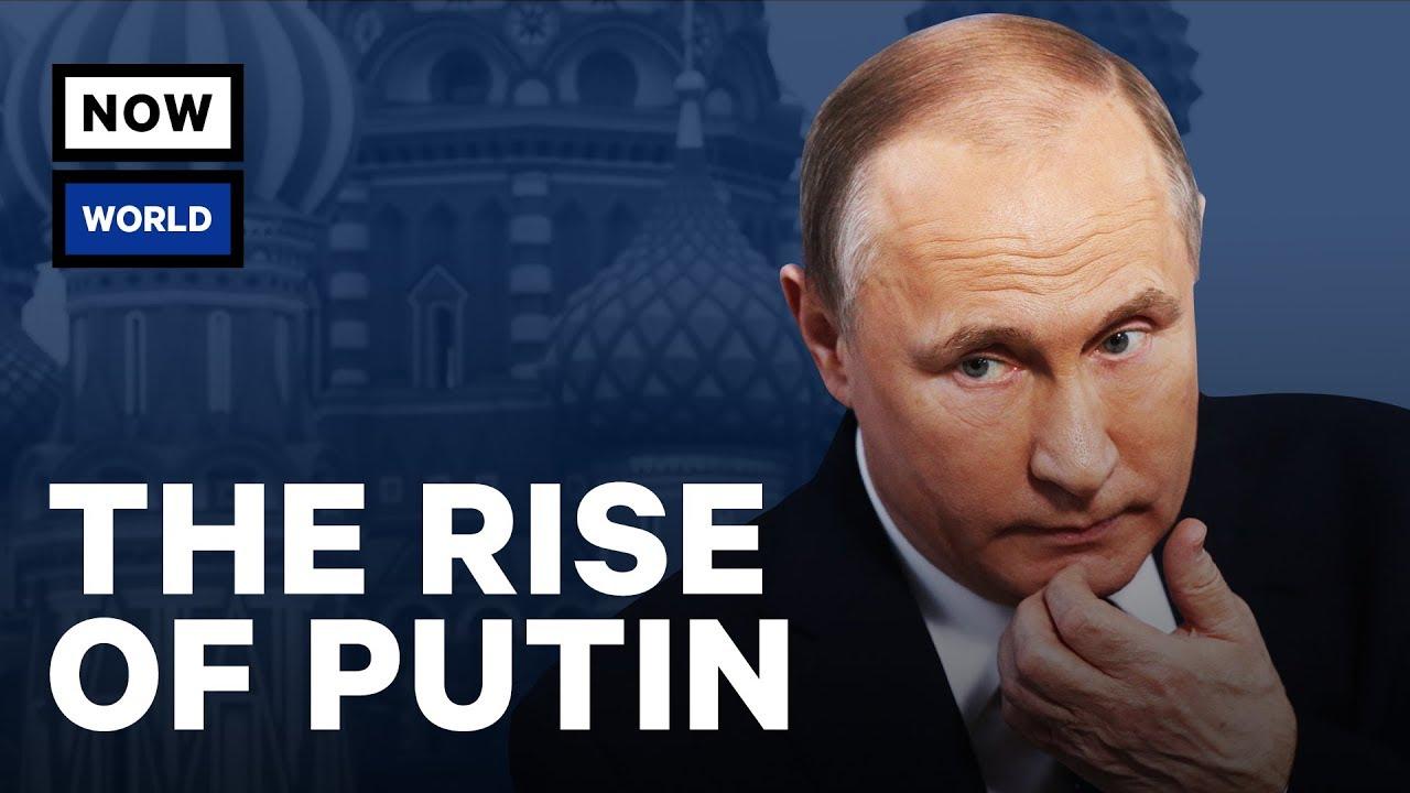 Vladimir Putin's Rise to Power | NowThis World thumbnail