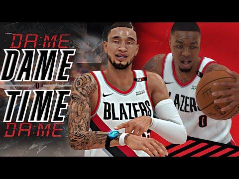 NBA 2K19 MyCAREER - LVP REBIRTH! DAME TIME ACTIVATED!