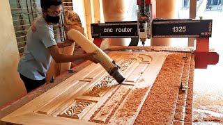 Wooden Design Machine Video
