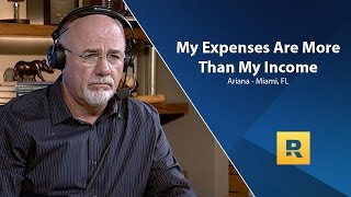 My Expenses Are More Than My Income