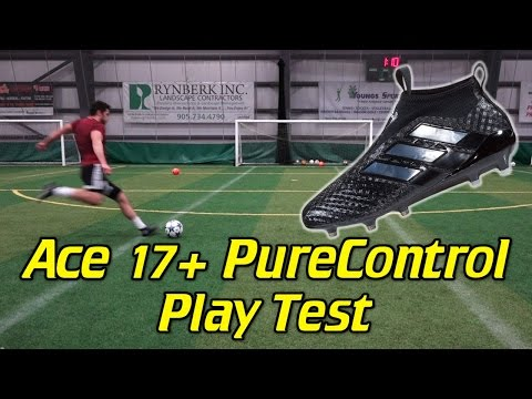 Adidas ACE 17+ PureControl Review – Play Test + Freekicks