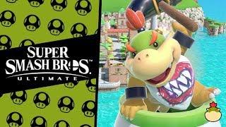 Super Smash Bros  Ultimate - Classic   Bowser Jr  - Thủ