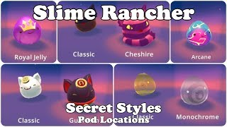 slime rancher secret style pack pods - TH-Clip