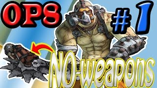 krieg the psycho no weapon - TH-Clip
