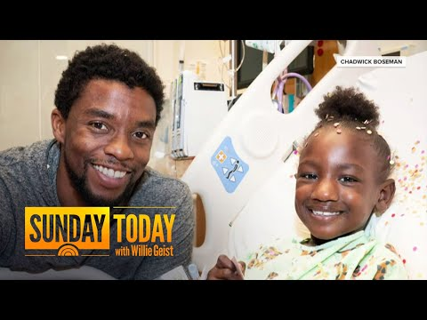Chadwick Boseman: Family, Friends, Fans Remember The Real-Life Superhero | Sunday TODAY
