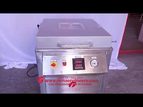 Khakhra Vacuum Packing Machine