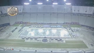 Dallas becomes first southern city to host NHL Winter Classic, draws 85k at Cotton Bowl