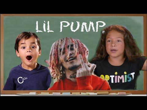 KIDS REACT TO Lil Pump - Gucci Gang