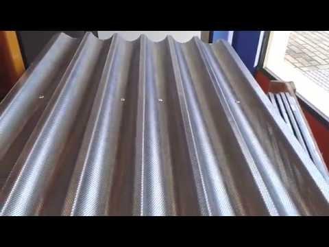 fabricante de bandejas para PAN Cobepan