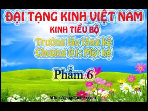 Kinh Tiểu Bộ - 268. Trưởng lão Tăng kệ - Chương 1 :Một kệ - Phẩm 06