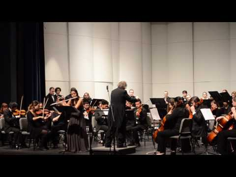 UMass Lowell Concerto Competition Performance.