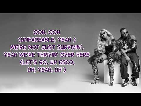 Mary J. Blige - Thriving [Lyrics] (feat. Nas) - Music & Lyrics