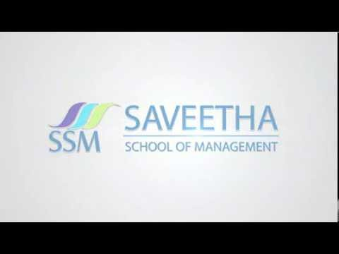 Saveetha School of Management video cover1