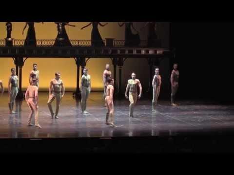 Спектакль «Анна Каренина». Театр балета Бориса Эйфмана