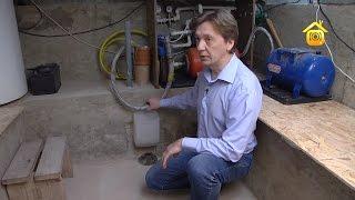 Строительство погреба в условиях высоких грунтовых вод. Своими руками // FORUMHOUSE
