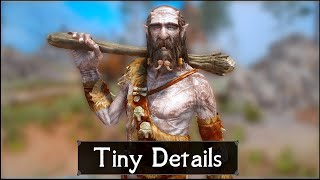 Skyrim: Yet Another 10 Tiny Details That You May Still Have Missed in The Elder Scrolls 5 (Part 55)