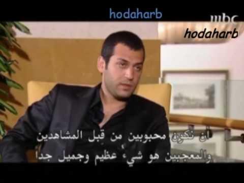 "Murat Yildirim on MBC ""Noqtet Tahwol""  Part 1"