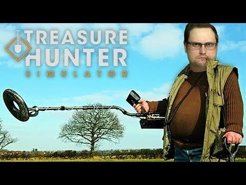 КУПЛИНОВ ОХОТИТСЯ ЗА СОКРОВИЩАМИ ► Treasure Hunter Simulator #1