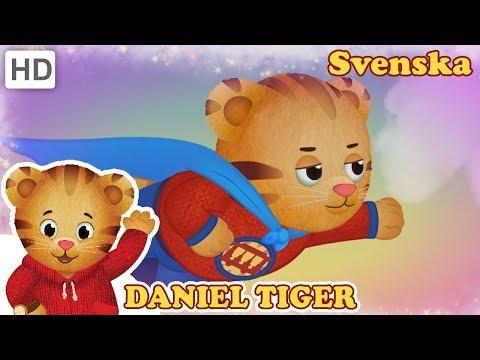 Daniel Tiger's Kvarter - Nya Komplett Episoder Sammanställning (1 Timme!)