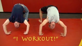 Awesome Workout - Chest, Back, & Flexibility! by Kung Fu & Tai Chi Center w/ Jake Mace