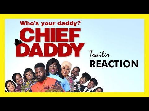 CHIEF DADDY Trailer Reaction