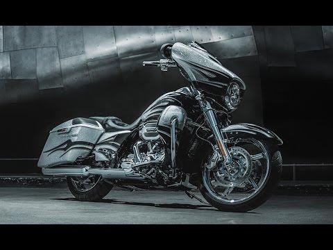 New 2015 Harley Davidson CVO Street Glide Motorcycle