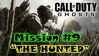preview picture of video 'Call Of Duty Ghosts Campaign Mission #9 - THE HUNTED'