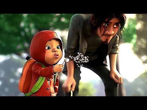 FLOAT - Pixar Short Movie (Animation, 2020)