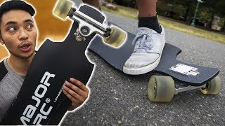 The ULTIMATE Carving Longboard