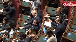 """Ex Ilva, Lega contro governo: """"A casa voi, non gli operai"""". Bagarre alla Camera"""