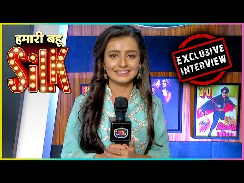 Chahat Pandey Talks About Her Debut As Lead Actress In Hamari Bahu Silk | Exclusive Interview