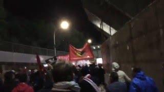 Ascoli 0-1 FC Bari 1908 | 19/04/2016 | uscita dallo stadio Del Duca