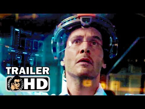 Replicas Trailer 2 Starring Keanu Reeves and Alice Eve