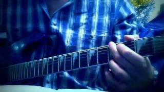 Зима Авторская  песня под гитару.  Рок-акустика.