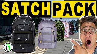 Satch Pack Schulrucksack weiterführende Schule - Vorstellung & Erfahrung I REVIEW