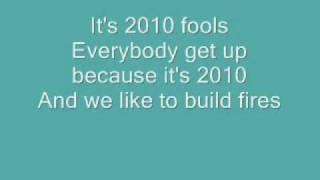 2010 Rap thecomputernerd01 lyrics