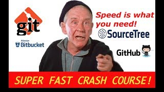A super fast crash course in Git, SourceTree, BitBucket and Github : Part 2