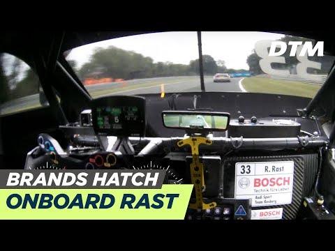 DTM Brands Hatch 2019 - René Rast (Audi RS5 DTM) - RE-LIVE Onboard (Race 1)