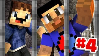 GETTING LEVEL 70! - Minecraft PRISONS #4 w/ Woofless