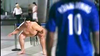 Pepsi Football Compilation ● ft. Ronaldinho, Beckham, Roberto Carlos, Henry, Messi, Luis Suárez