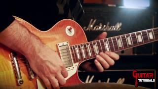 The Last Matador Of Bayonne (Joe Bonamassa) - 1st Part - Guitar Tutorial with Matt Bidoglia