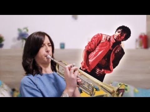 Download Playing Michael Jackson Songs On The Trumpet Video