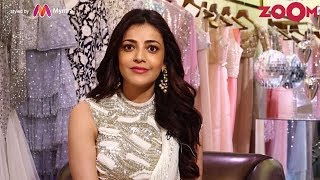 Kajal Agarwal Talks About Her Style, Reveals The Outfit For A Date, Wedding & More | Style Diaries